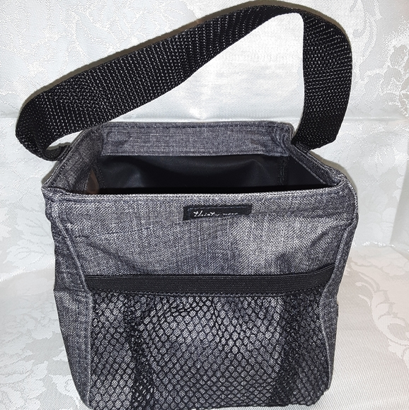 Thirty-One Littles Carry All, Charcoal Cro…
